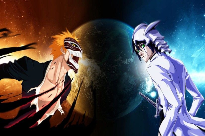 High Resolution Ichigo Vs Ulquiorra Wallpapers #5233366 Photos - HD  Wallpapers
