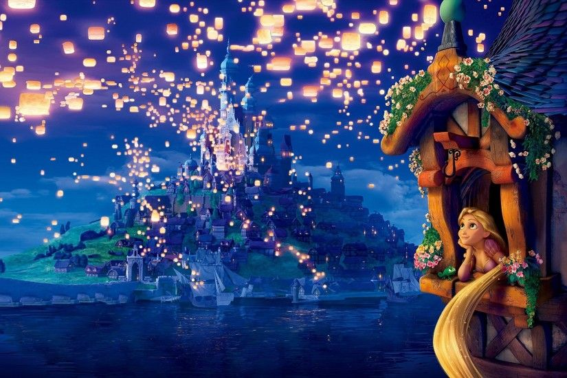 Disney Tangled Wallpapers.