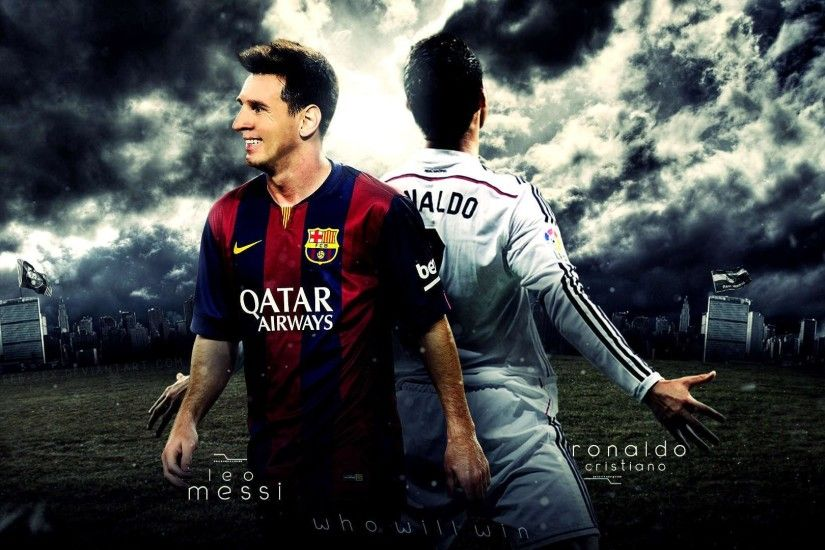 Messi vs Ronaldo Wallpaper 2018 (82 images) ...