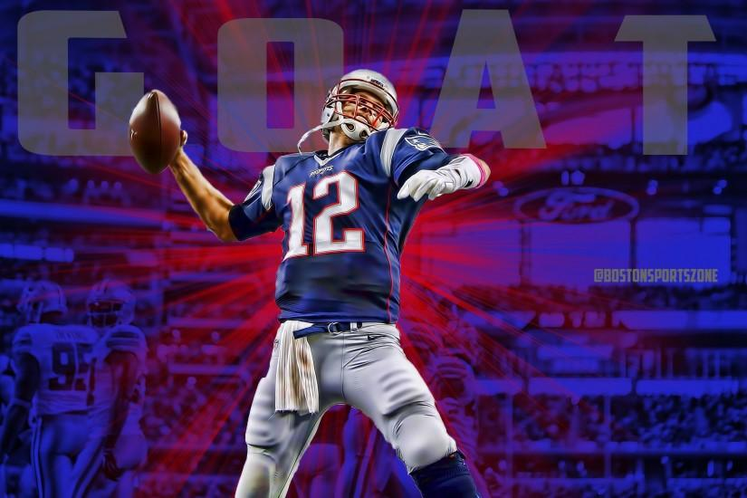 Tom Brady GOAT by SabresHockey3 Tom Brady GOAT by SabresHockey3