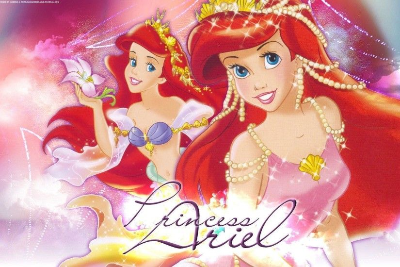 Princess Ariel - The Little Mermaid Wallpaper (4917924) - Fanpop