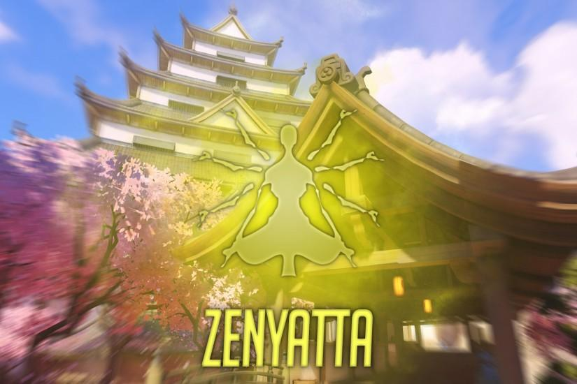 amazing zenyatta wallpaper 1920x1080