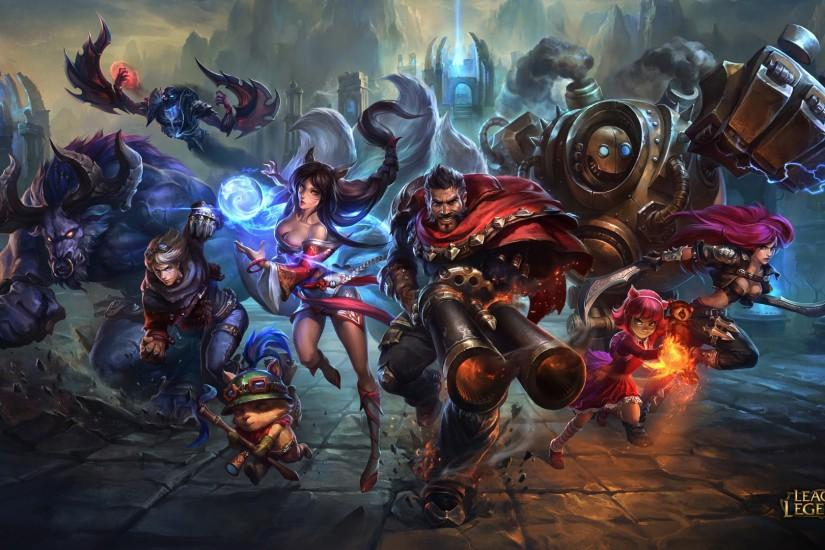 download free league of legends backgrounds 1920x1080
