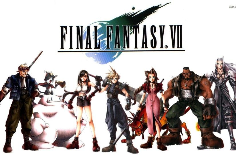 Final Fantasy Vii Wallpapers - Full HD wallpaper search - page 2