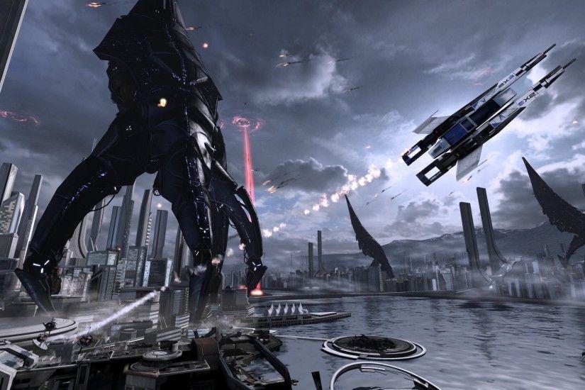 Mass Effect Desktop Backgrounds: Mass Effect 3 Desktop Background ·① WallpaperTag