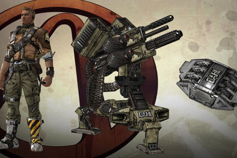 Borderlands 2 - Axton Bundle by MJUMP