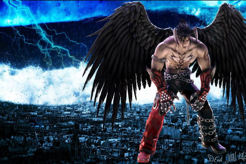 Devil Jin - Tekken HD Wallpaper 1920x1080