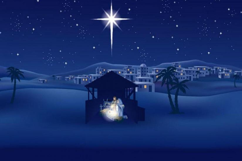 Christmas Wallpaper Nativity, Images, Pictures | Wallpapers Wall