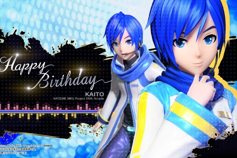 New Project DIVA X Songs From Famitsu, Plus KAITO Birthday Video