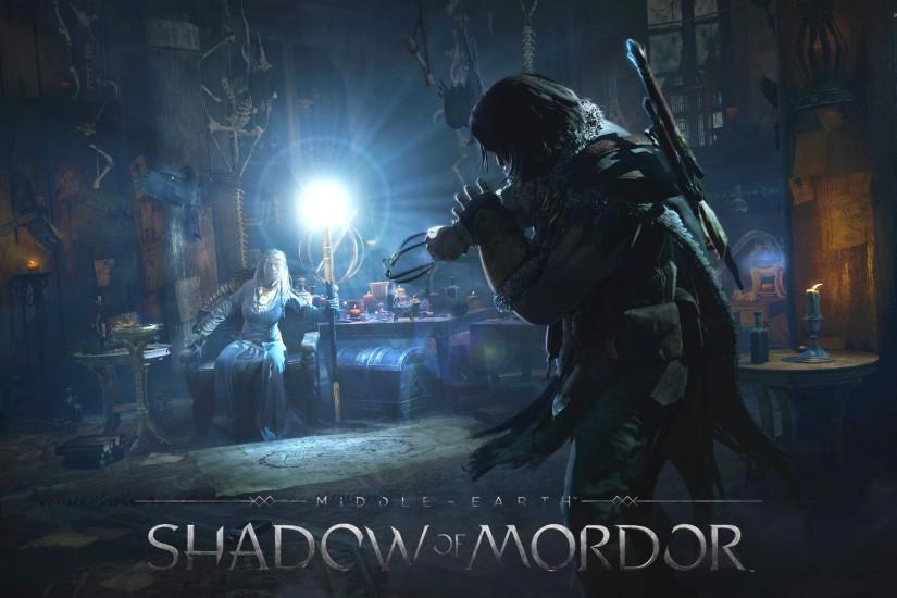 Middle-earth: Shadow of Mordor wallpaper