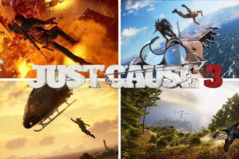 Just Cause 3 Full HD Wallpaper 1920x1080