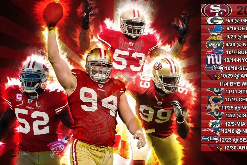 gorgerous 49ers wallpaper 1920x1080