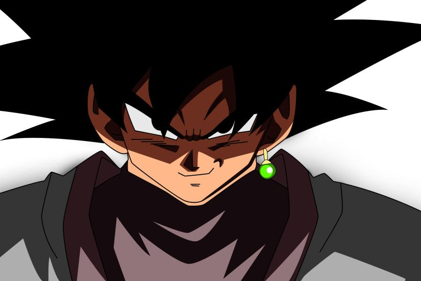 Anime - Dragon Ball Super Black Goku Black (Dragon Ball) Dragon Ball  Wallpaper