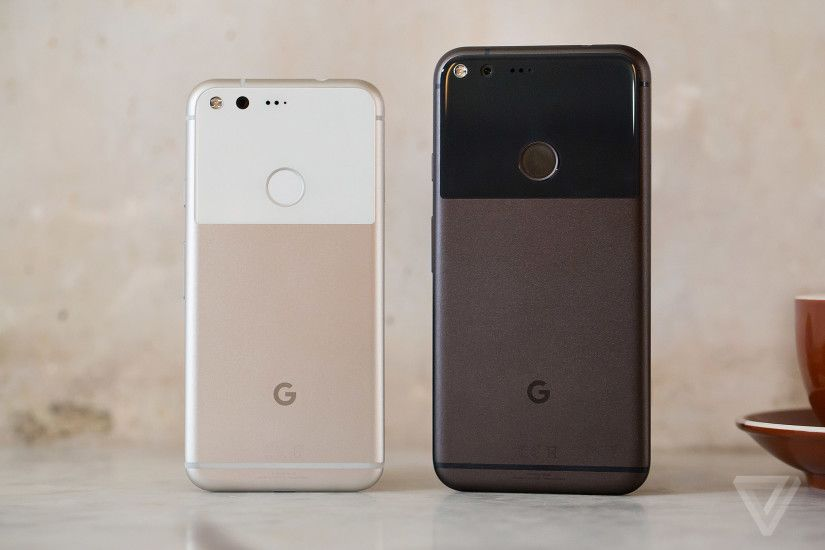 Besides the battery, Google says the other hardware component that benefits  the most from Google's assembly integration is the Pixel camera.