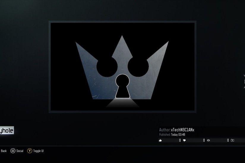 Kingdom Hearts Nobody Wallpaper