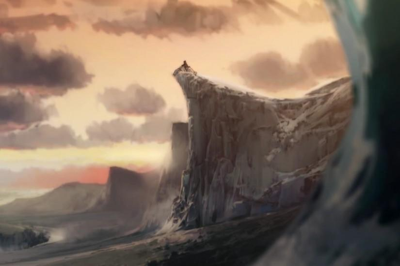 Avatar - The Legend of Korra HD Wallpaper 1920x1080