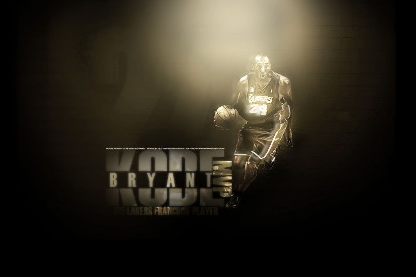 Kobe Bryant MVP Wallpaper - Widescreen