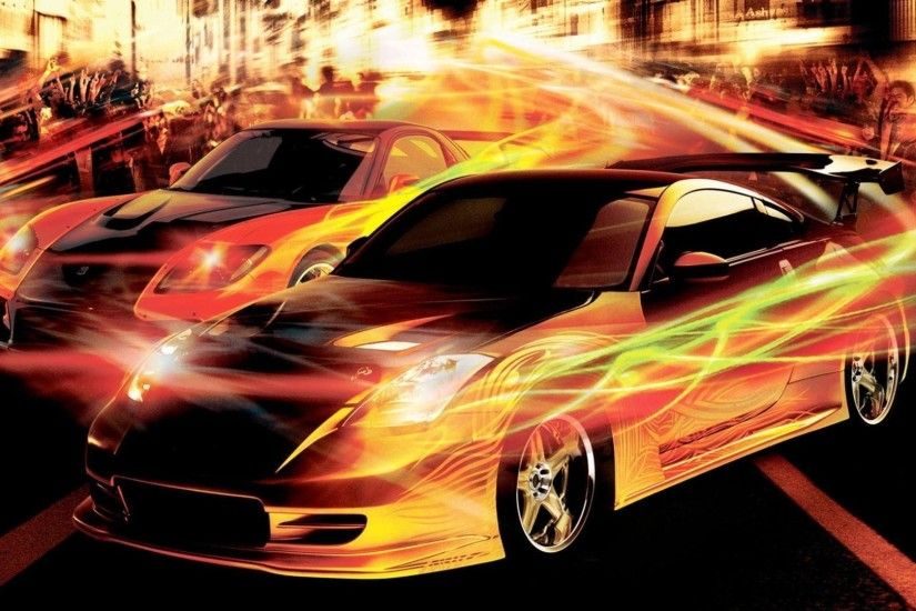 Movie - The Fast And The Furious: Tokyo Drift Fast & Furious Wallpaper