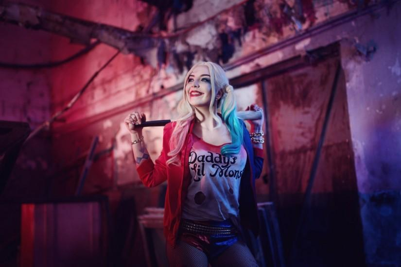 Home » Harley Quinn Wallpapers HD Backgrounds, Images, Pics, Photos Free  Download
