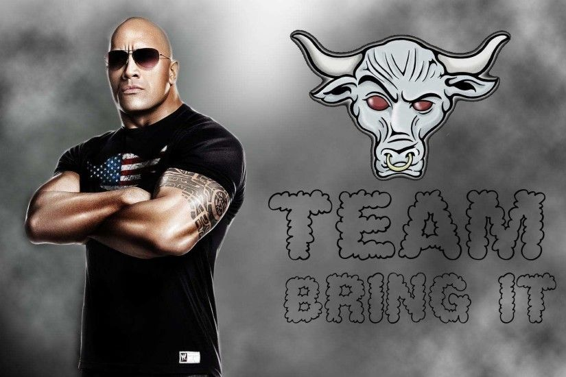 ... The Rock 2013 HD Wallpaper - Wrestling Wallpapers | World .