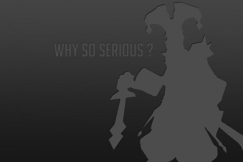 Shaco wallpaper - Why so serious ?