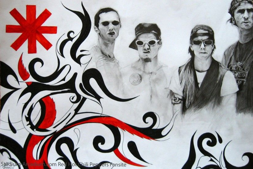 RED HOT CHILI PEPPERS funk rock alternative (4) wallpaper | 2685x1886 |  246276 | WallpaperUP
