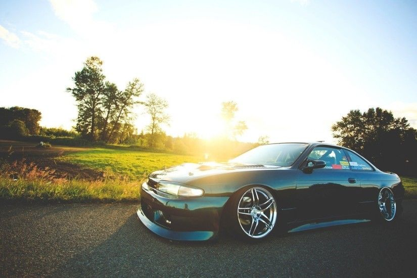Nissan Silvia S14 Wallpaper