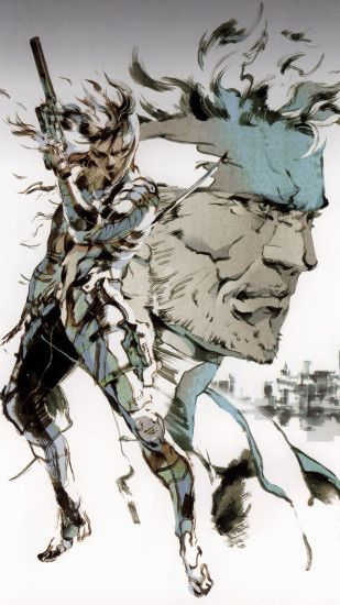 ... Snake - Metal Gear Solid Game mobile wallpaper