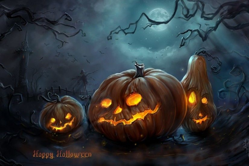 Cool Pumpkin Halloween Background Cool Scary Pumpkin Halloween Backgrounds