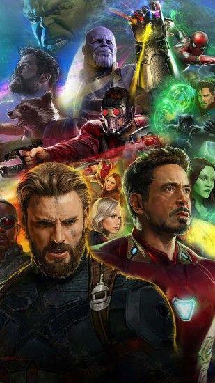 Avengers Infinity War Wallpapers