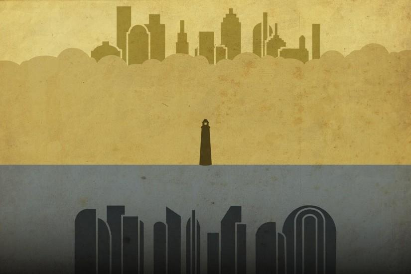 Bioshock Rapture City Wallpaper I use this bioshock one.
