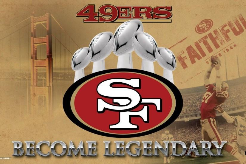 free 49ers wallpaper 1920x1080 mobile