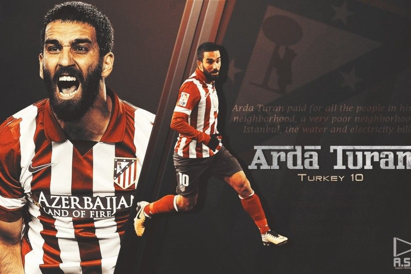 ARDA TURAN Goals, Skills, Assists Atlético Madrid 2014 2015 HD - YouTube