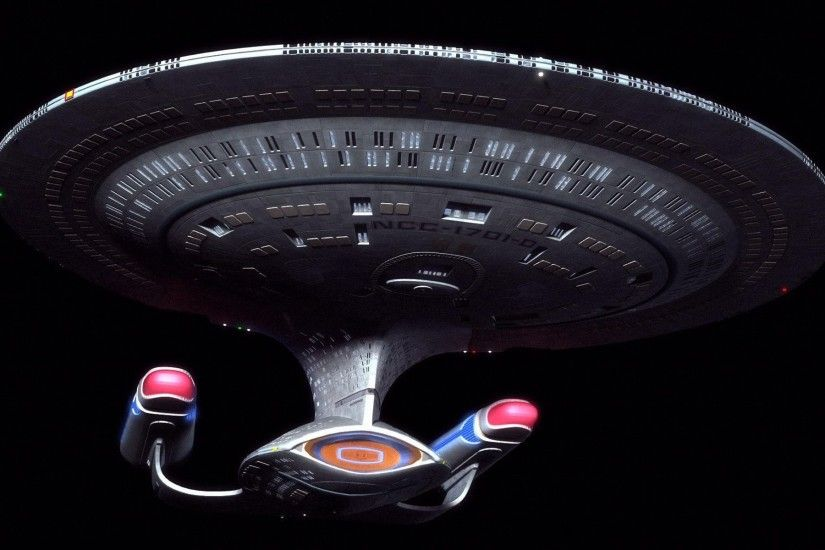 Uss Enterprise The Next Generation Wallpaper 1920x1200