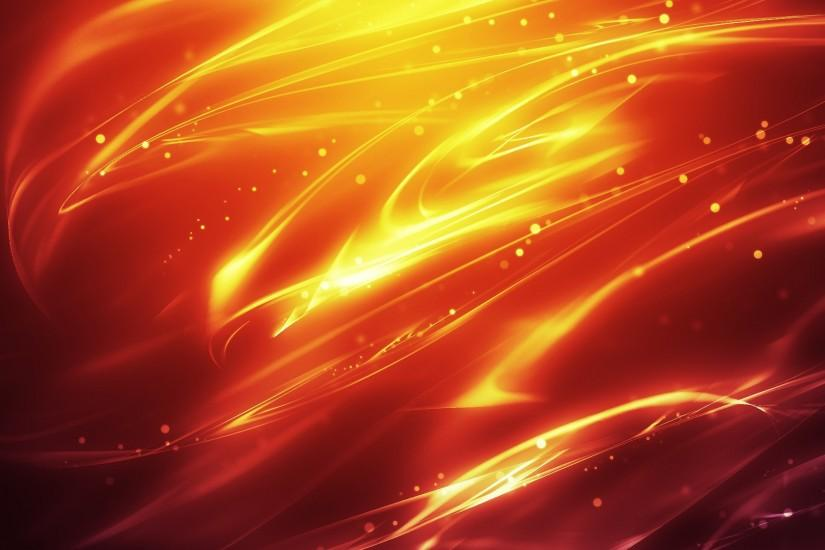 3840x2160 Wallpaper fire, background, dark, lines