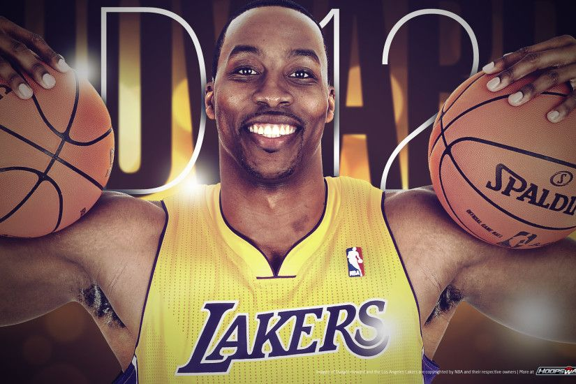 lakers dwight howard wallpaper. Dwight Howard – Los Angeles ...