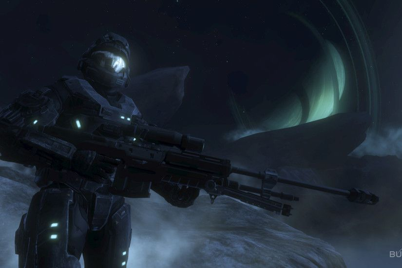 Halo Reach Wallpaper Noble 6