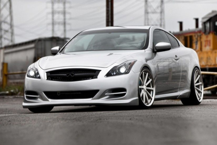 Infiniti G37 Autos Sport wallpaper