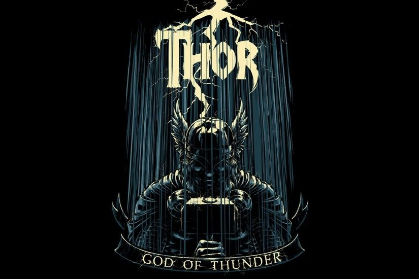 Comics - Thor: God of Thunder Thor Wallpaper