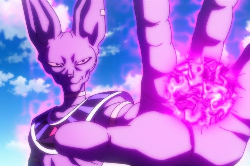 39 Beerus (Dragon Ball) HD Wallpapers | Backgrounds - Wallpaper Abyss