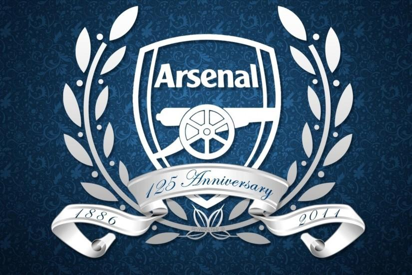 Arsenal FC Logo HD Wallpaper 7533