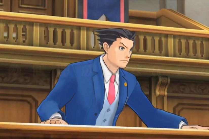 Remastered Phoenix Wright: Ace Attorney Trilogy Comparison Images