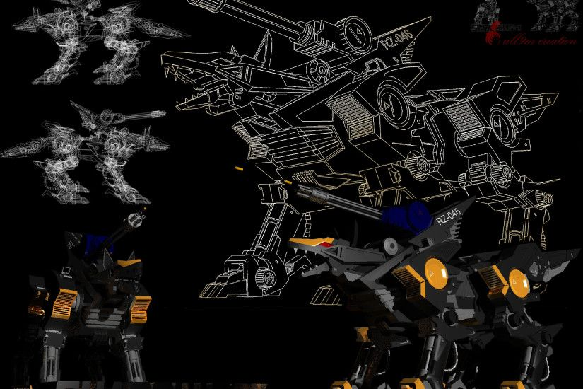 shadowfox zoids by gadisku shadowfox zoids by gadisku