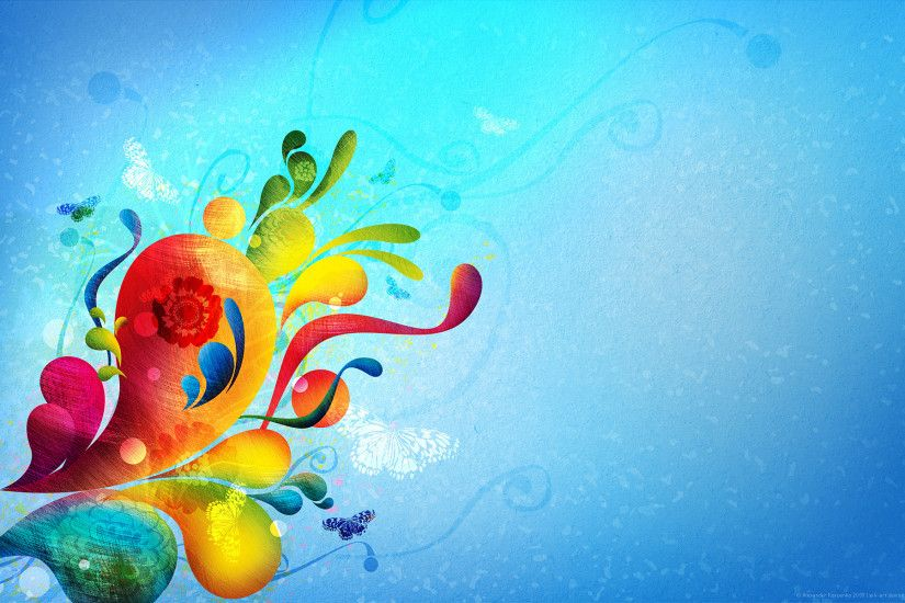 Cute Abstract. Cute Abstract Desktop Background