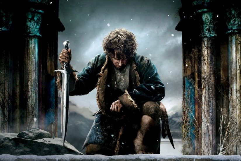 Preview wallpaper the hobbit the battle of the five armies, torin, martin  freeman 3840x2160