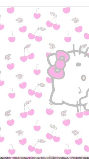 Valentine Kitty Wallpaper