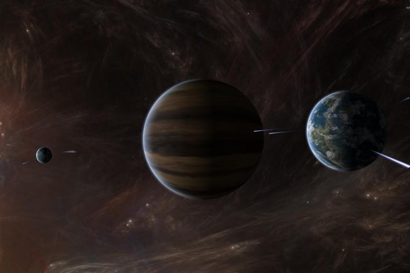 beautiful planets wallpaper 2560x1600 for 1080p