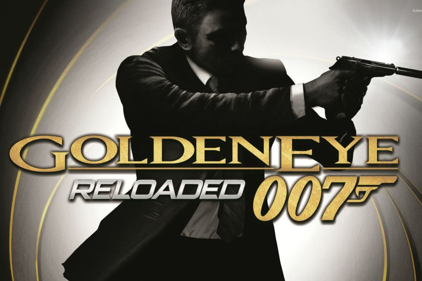 GoldenEye 007 Reloaded wallpaper