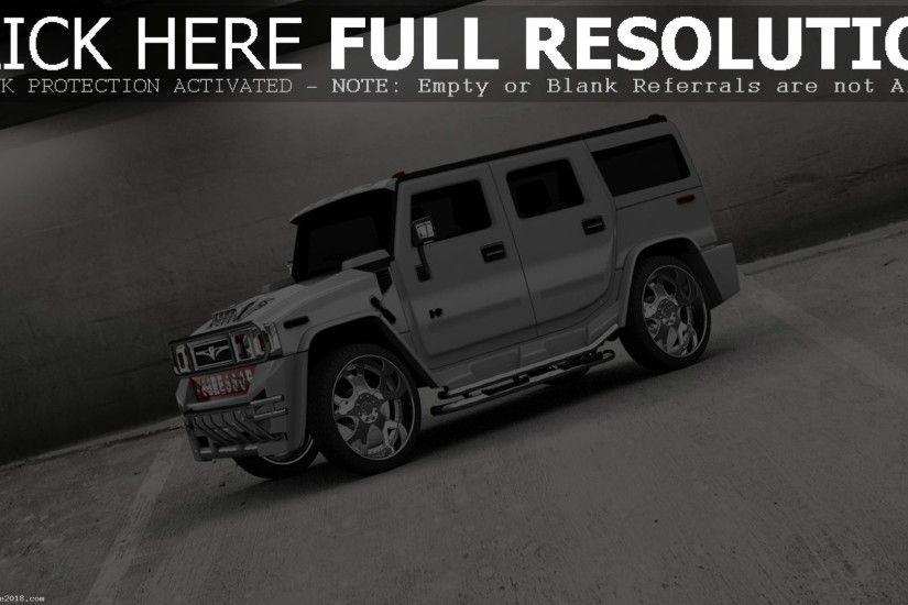 2018 Hummer H2 Review, Price and Release Data