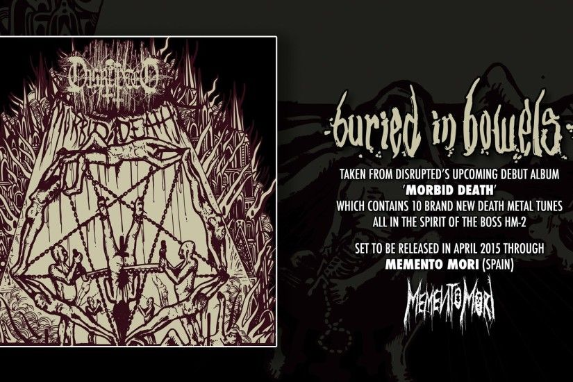 DISRUPTED - Morbid Death - CD